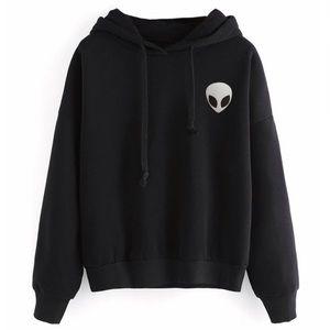 alien sweatshirt 👽